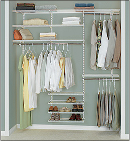 Ordinaire FreedomRail U003e Reach In Closet: Profile Collection Reach In