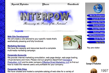 InterPow in 1997