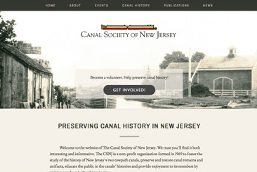 Canal Society of New Jersey